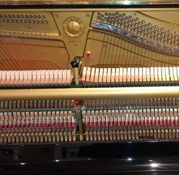 Used Piano inspection 1