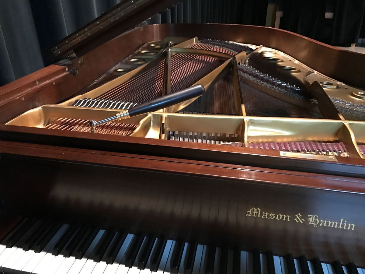 More Than Just Piano Tuning