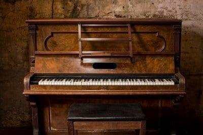 The Piano – A Depreciating Asset