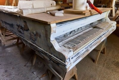 Three Challenges with Overall Piano Restoration